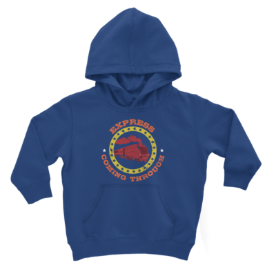 Kids Train Hoody